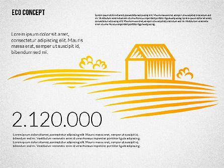 Ecology Presentation Template, Slide 2, 02184, Presentation Templates — PoweredTemplate.com