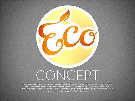 Ecology Presentation Template, Slide 9, 02184, Presentation Templates — PoweredTemplate.com