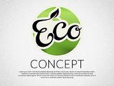Presentation Templates: Plantilla de presentación de ecología #02184