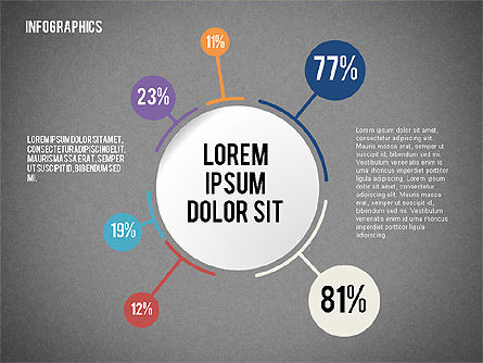 Infographic Elements , Slide 14, 02195, Infographics — PoweredTemplate.com