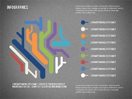 Infographic Elements , Slide 15, 02195, Infographics — PoweredTemplate.com