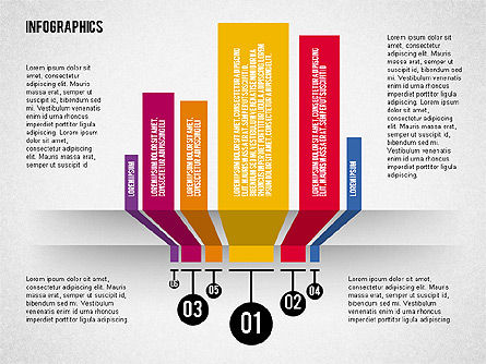 Infographic Elements , Slide 2, 02195, Infographics — PoweredTemplate.com