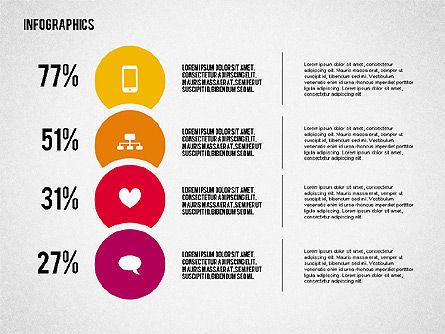 Infographic Elements , Slide 5, 02195, Infographics — PoweredTemplate.com