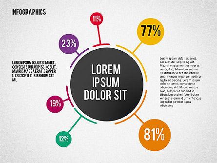 Infographic Elements , Slide 6, 02195, Infographics — PoweredTemplate.com