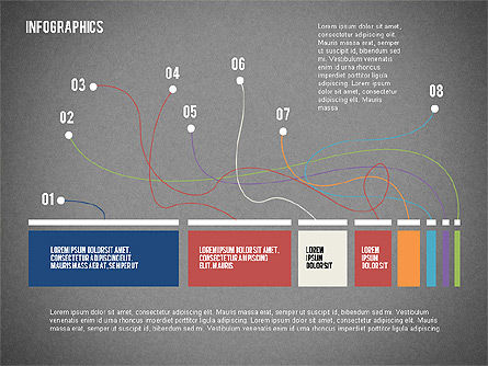Infographic Elements , Slide 9, 02195, Infographics — PoweredTemplate.com
