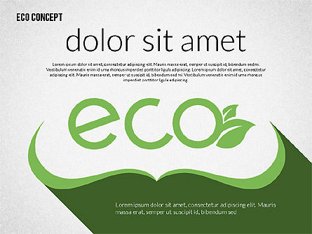 Presentation Templates: Environmental Presentation Template #02197