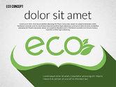 Presentation Templates: Environmental Presentation Template #02197