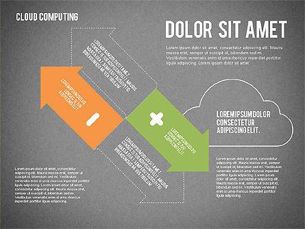 Cloud Computing, Slide 10, 02199, Business Models — PoweredTemplate.com
