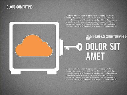 Cloud Computing, Slide 15, 02199, Business Models — PoweredTemplate.com
