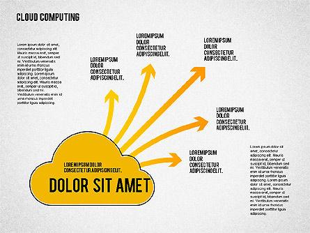 Cloud Computing, Slide 5, 02199, Business Models — PoweredTemplate.com