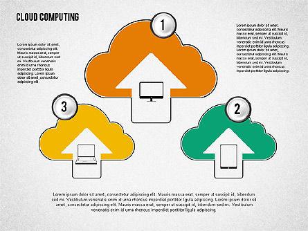 Cloud Computing, Slide 6, 02199, Business Models — PoweredTemplate.com
