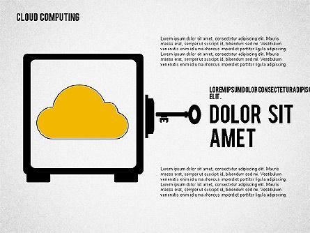 Cloud Computing, Slide 7, 02199, Business Models — PoweredTemplate.com