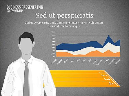 Business Competition Concept, Slide 15, 02200, Presentation Templates — PoweredTemplate.com