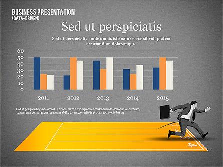 Business Competition Concept, Slide 16, 02200, Presentation Templates — PoweredTemplate.com