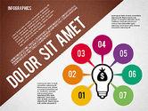 Presentation Templates: Presentation Template with Infographics #02202