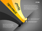 Four Step Tilted Options Banner#10