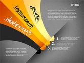 Four Step Tilted Options Banner#11