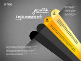 Four Step Tilted Options Banner#14