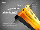 Four Step Tilted Options Banner#15