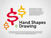 Shapes: Financial Doodles #02207