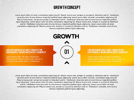 Key to Growth, Slide 2, 02209, Presentation Templates — PoweredTemplate.com