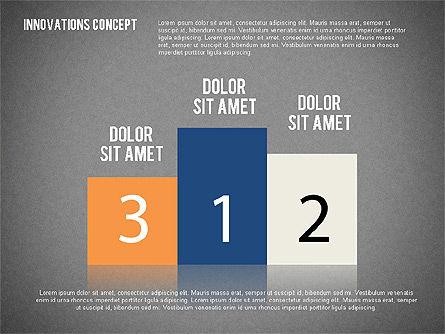 Innovation Concepts Diagram, Slide 16, 02211, Business Models — PoweredTemplate.com