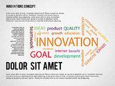 Business Models: Innovation Concepts Diagram #02211