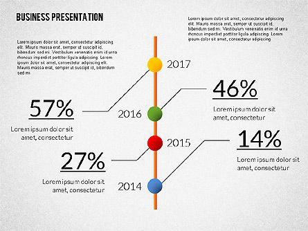 Elegant Business Presentation Template, Slide 2, 02213, Presentation Templates — PoweredTemplate.com