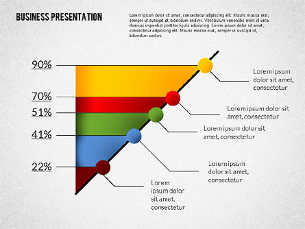 Elegant Business Presentation Template, Slide 3, 02213, Presentation Templates — PoweredTemplate.com