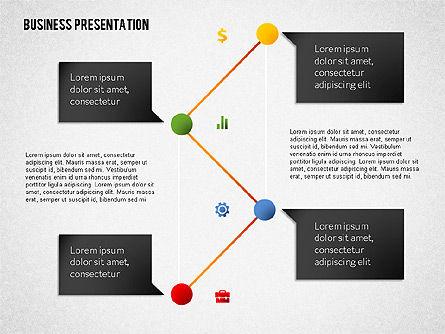 Elegant Business Presentation Template, Slide 4, 02213, Presentation Templates — PoweredTemplate.com