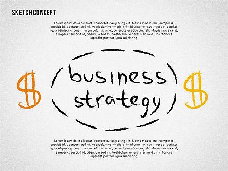 Shapes: Bedrijfsstrategie vormen #02214