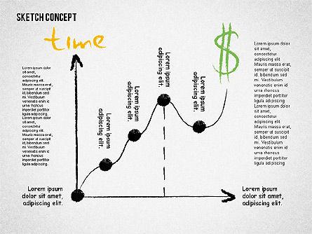 Business Strategy Shapes Slide 2