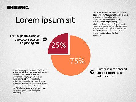 Global Communication Infographics, Slide 4, 02215, Infographics — PoweredTemplate.com