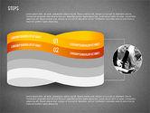 Mobius Strip Like Steps with Photos#13