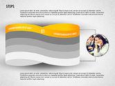 Mobius Strip Like Steps with Photos#4