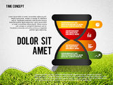 Presentation Templates: Time Concept Presentation Template #02225