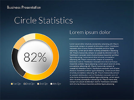 Modern Business Presentation Template, Slide 15, 02228, Presentation Templates — PoweredTemplate.com