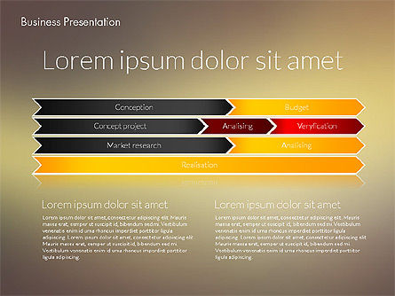 Modern Business Presentation Template, Slide 5, 02228, Presentation Templates — PoweredTemplate.com