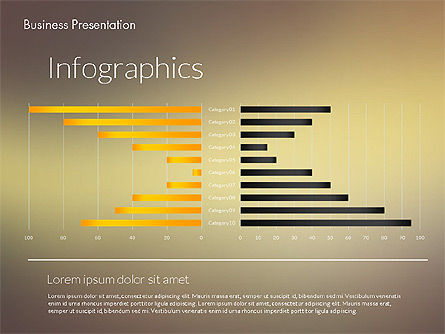 Modern Business Presentation Template, Slide 6, 02228, Presentation Templates — PoweredTemplate.com