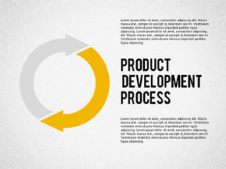 Business Models: Product Development Process with Gauge #02233