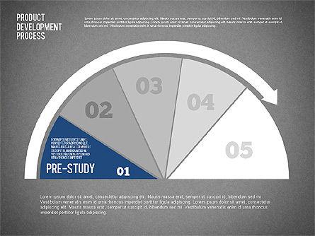 Product Development Process with Gauge, Slide 12, 02233, Business Models — PoweredTemplate.com