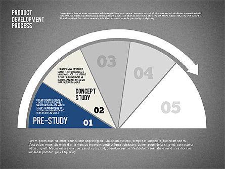 Product Development Process with Gauge, Slide 13, 02233, Business Models — PoweredTemplate.com