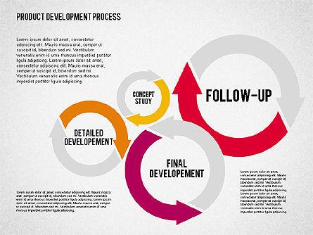 Product Development Process with Gauge, Slide 3, 02233, Business Models — PoweredTemplate.com