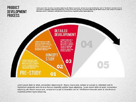 Product Development Process with Gauge, Slide 6, 02233, Business Models — PoweredTemplate.com