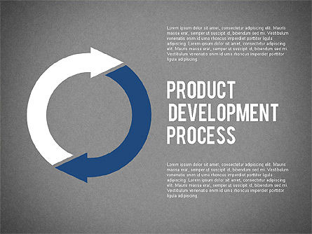 Product Development Process with Gauge, Slide 9, 02233, Business Models — PoweredTemplate.com