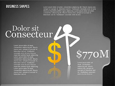Financial Presentation Template, Slide 12, 02240, Presentation Templates — PoweredTemplate.com