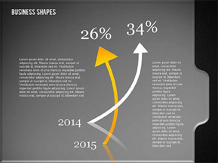 Financial Presentation Template, Slide 13, 02240, Presentation Templates — PoweredTemplate.com
