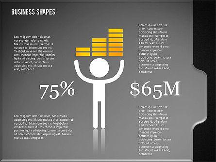 Financial Presentation Template, Slide 14, 02240, Presentation Templates — PoweredTemplate.com