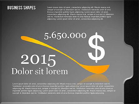 Financial Presentation Template, Slide 15, 02240, Presentation Templates — PoweredTemplate.com