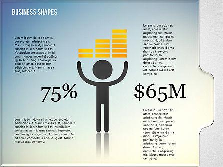 Financial Presentation Template, Slide 6, 02240, Presentation Templates — PoweredTemplate.com